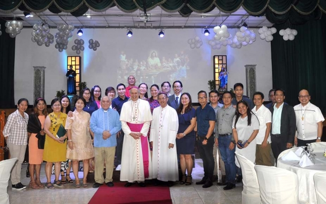 "The Philippines – Papal Nuncio at 30th Anniversary of Word & Life: ""Don Bosco is Present in Word & Life"""