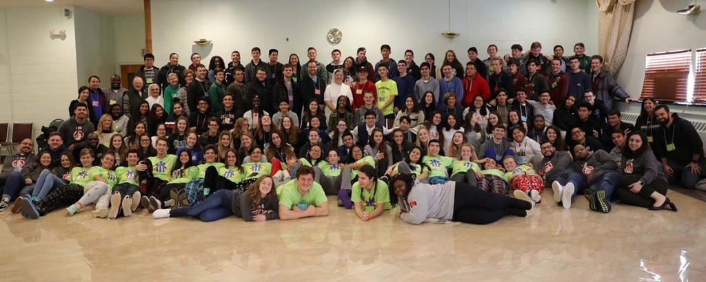 United States - Grace-filled Retreat for Record Number of School Leaders