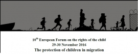 Belgium – Children cannot wait: 7 priority actions to protect all refugee and migrant children
