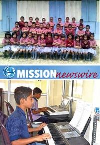 India – I Salesiani al lavoro per l'alfabetizzazione e l'educazione alle arti dei giovani bisognosi