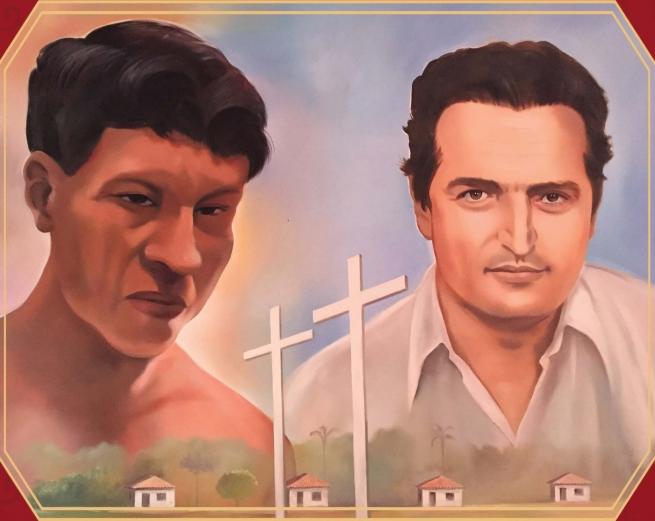 Brasil - La causa del padre Lunkenbein y Simão Bororo: un gran evento de la Iglesia y de la Congregación