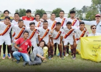 """Guatemala – Iván, a humble young man whose life was changed by """"Deportivo Don Bosco"""" in Petén"""