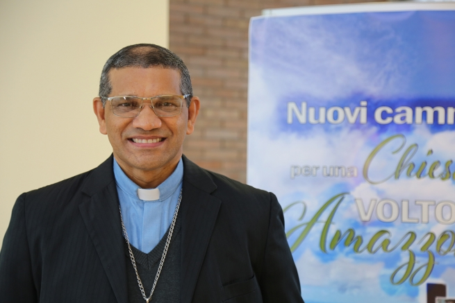 "Brazil - Mons. Antônio de Assis Ribeiro, SDB, ""I believe the passion for Jesus ... is to meet those who need us most"""