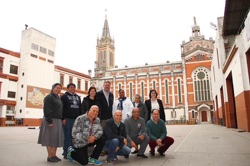 Argentina – Reunião de preparação para o IV Encontro da Escola Salesiana na América