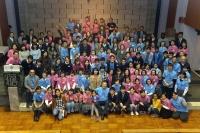 """Giappone – Il Rettor Maggiore alla Famiglia Salesiana: """"Diventare una cosa sola per gli altri"""""""