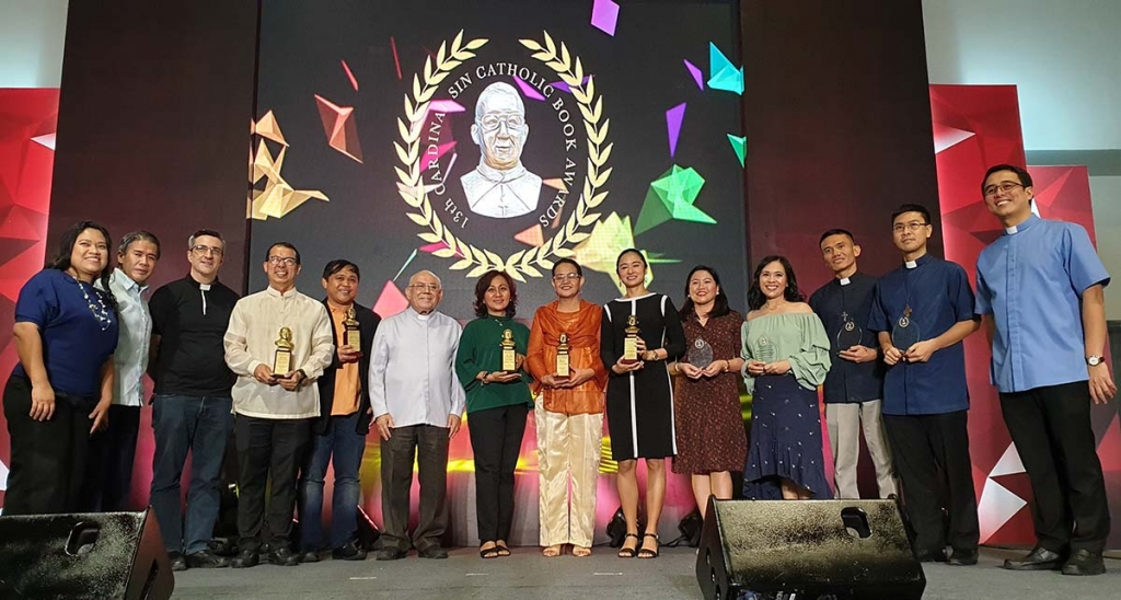 "Philippines - Two Salesians win ""Cardinal Sin Catholic Book Award"""