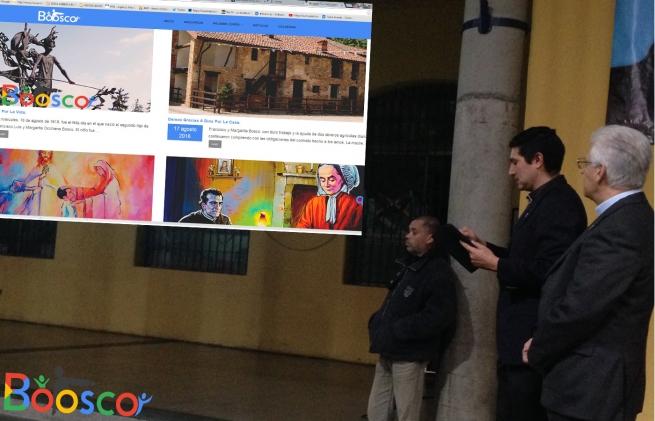 """Chile – """"Boosco.org uma nova presença digital"""