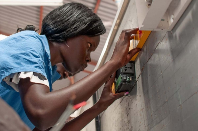South Sudan - Scholarships for girls from Juba Vocational Training Center
