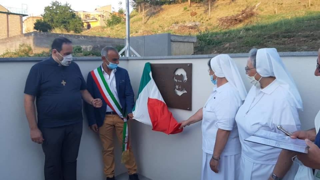 "Italy – On slopes of Mount Etna, ""Don Bosco"" urban park inaugurated"