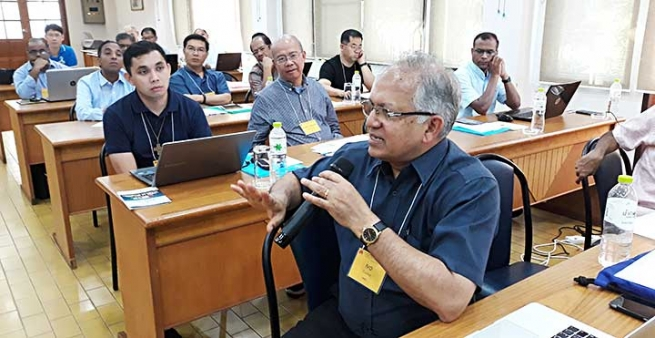 Thailand - Meeting of Formators of South Asia and East Asia-Oceania regions