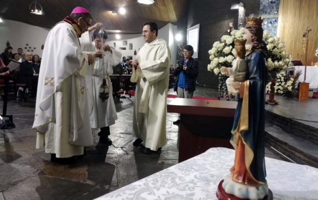 "Ecuador – ""Mary Help of Christians"" parish officially becomes Diocesan Marian Sanctuary"