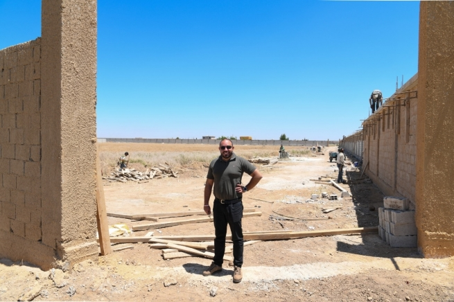 Syria – Work begins on new Salesian house in Damascus
