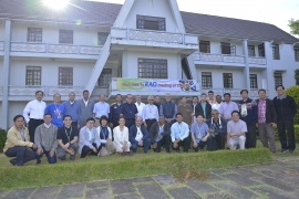 Vietnam - Joint Regional Meeting of Youth Ministry and Social Communication Delegates