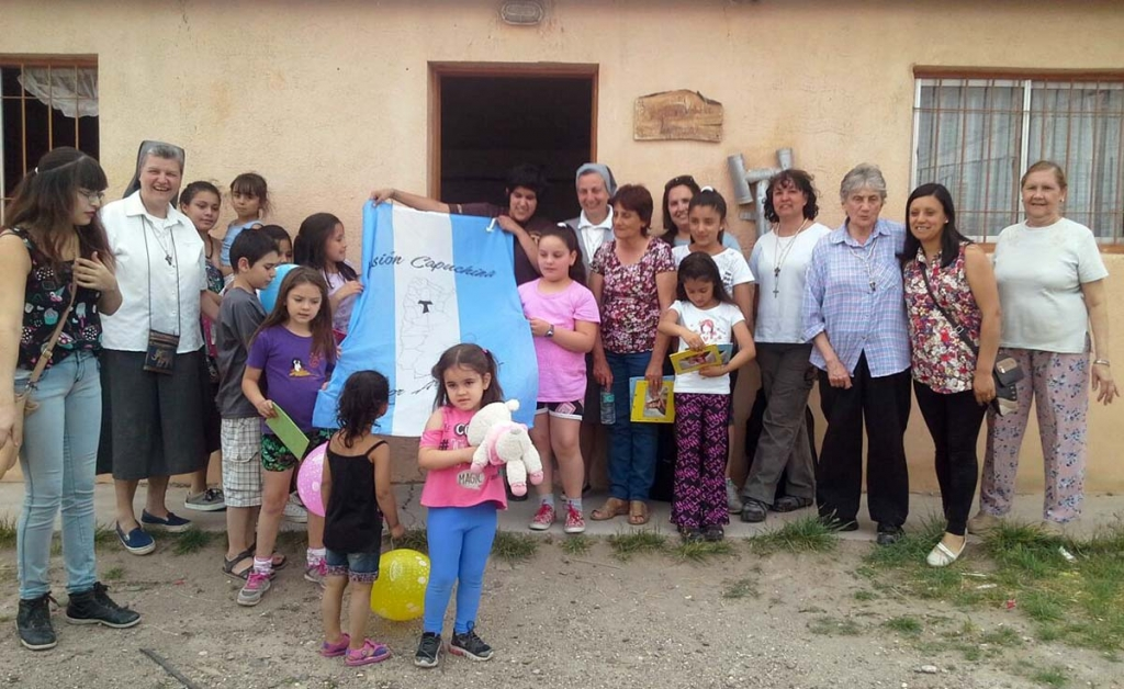 Argentina - Bringing a message of hope