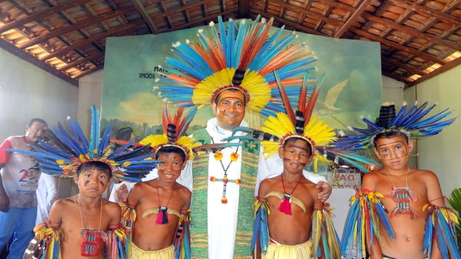 "Brasil – ""My greatest joy is being a missionary among the bororos"""