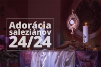 Slovakia – Salesians in prayer 24 hours for 24 days against Covid-19