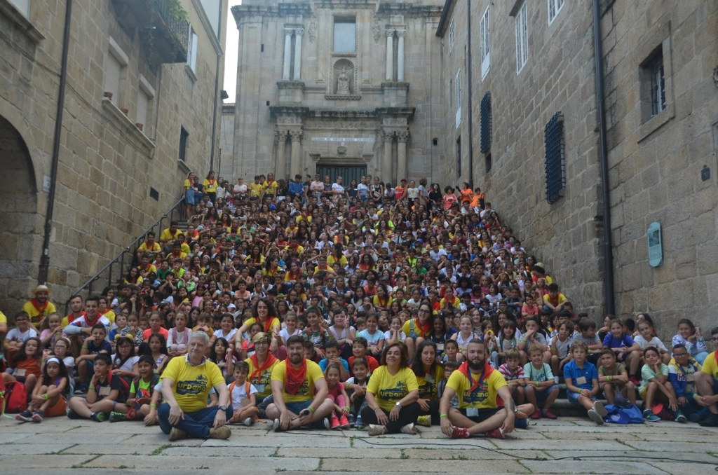 "Spain - Almost 1,200 participants at 32nd ""Amencer Urban Camp"""