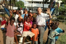Liberia - My mission, your mission does not end here