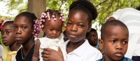 Angola – In support of Luanda's underage mothers