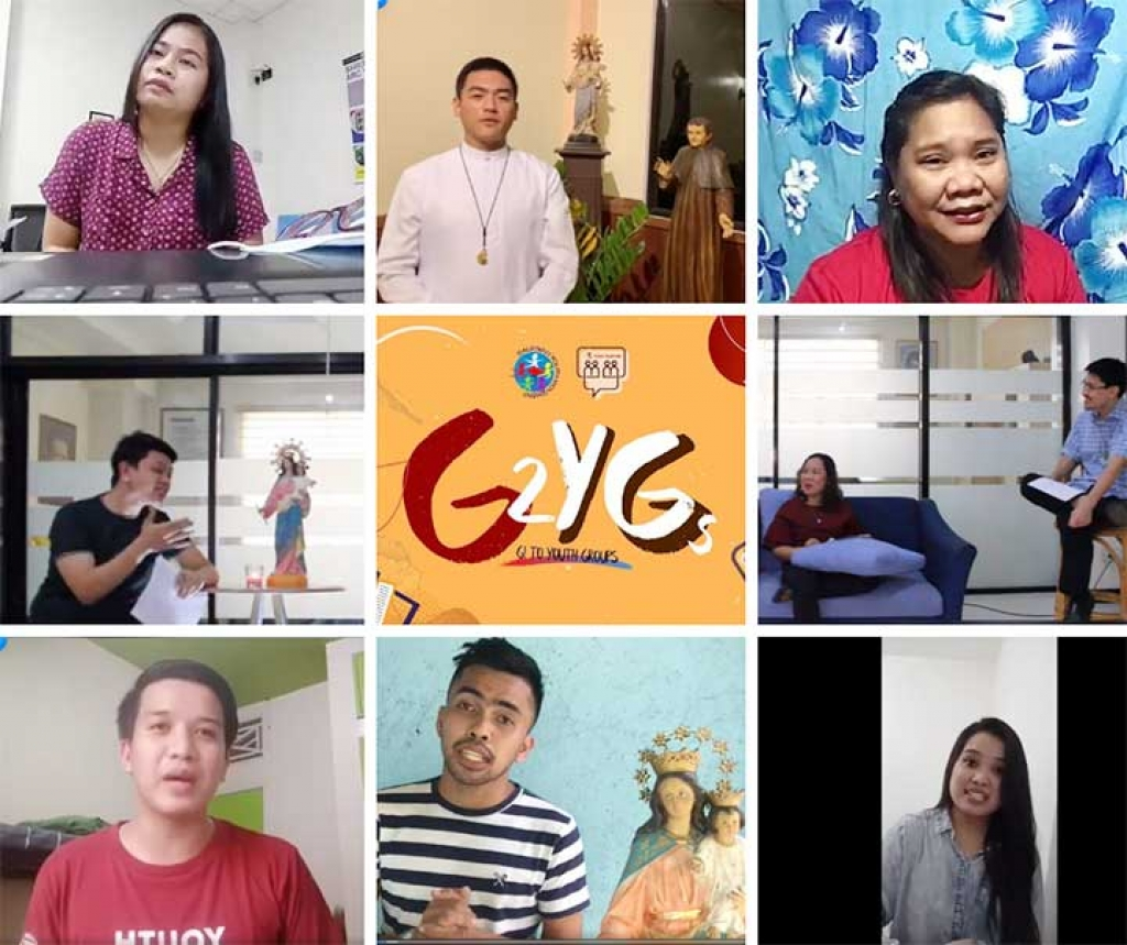 "Philippines – ""SYM Huddle,"" an online forum on youth group animation amidst the COVID-19 pandemic"