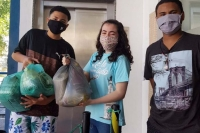 Brazil – Salesians help needy communities of Niterói in pandemic times