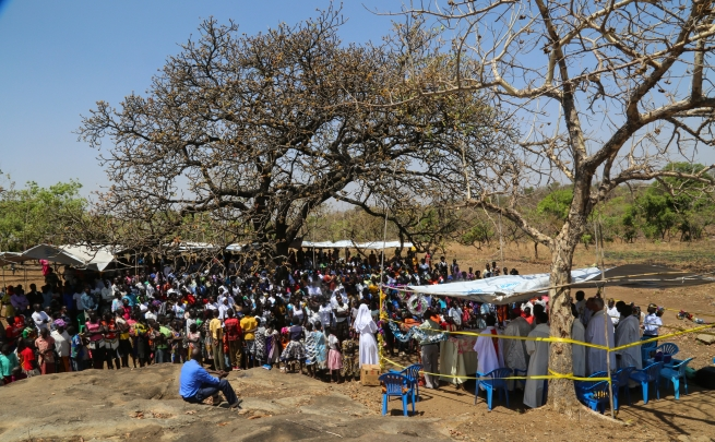 Uganda - Mission among Palabek refugees is officially open: a prophetic presence