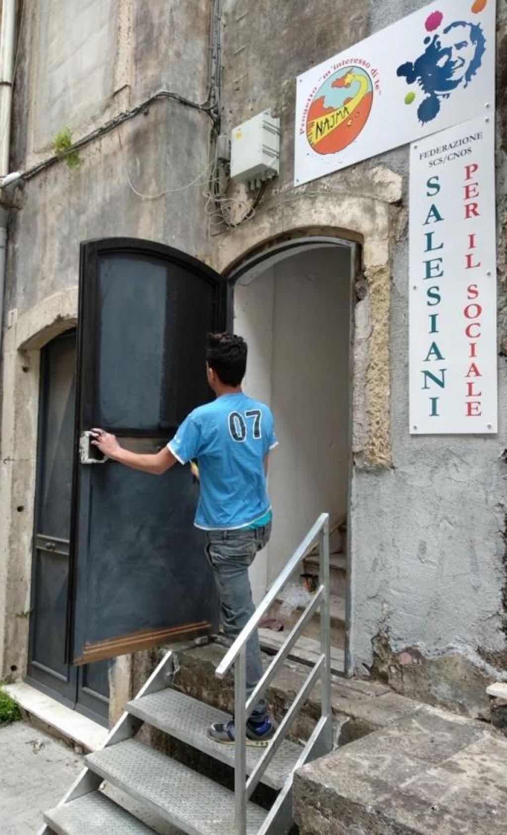 """Italia - Con el apoyo del proyecto """"Me intereso de ti"""", Yassin puede ..."""