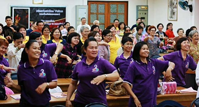 Thailand - Annual Retreat for the Salesian Cooperators