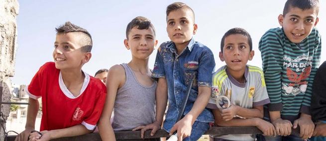 Syrie – Le Pays de plus en plus en difficulté. De nouvelles initiatives pour aider les jeunes et les familles