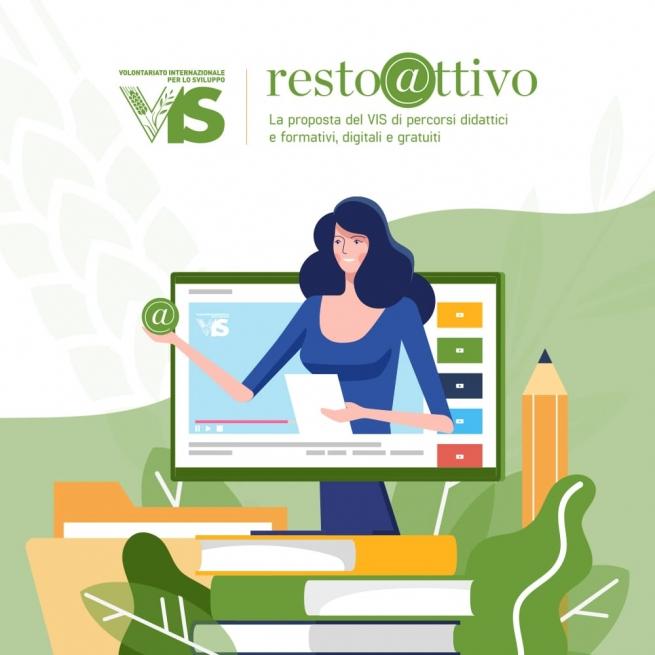 Italia – Con resto@ttivo percorsi didattici e formativi, digitali e gratuiti