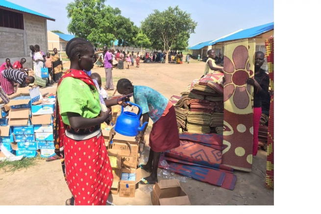 South Sudan - Working with refugees during Covid-19 pandemic
