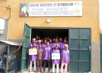 "Benin - Better opportunities for Cotonou street children with ""Change the story"" project."