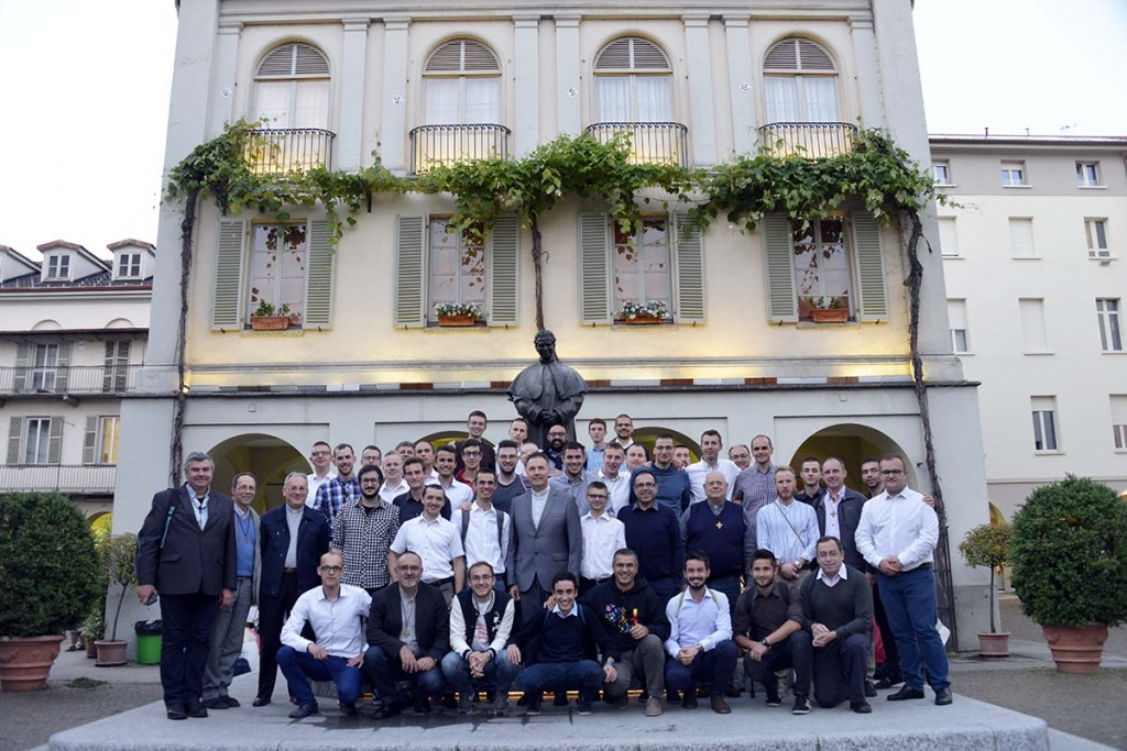 Italy – Rector Major meets with novices of Europe