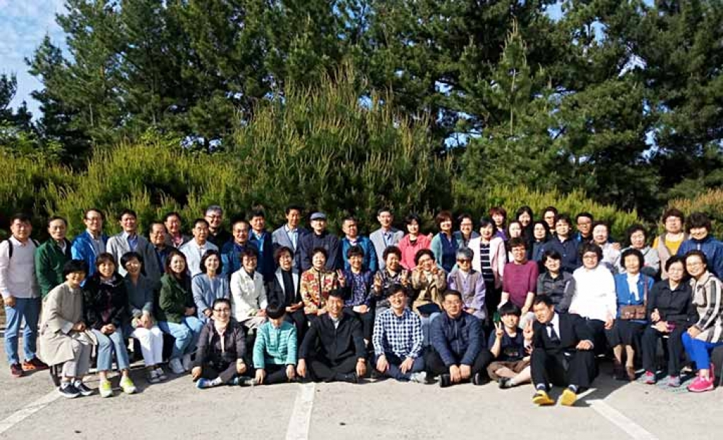 South Korea - Meeting of Mamma Margherita Association
