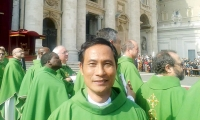 The Philippines – Fr. Monix, a passionate and faithful Salesian