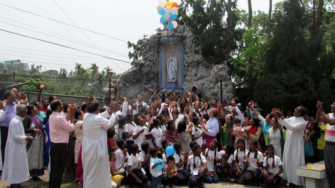 Nepal - 25 years of Salesian presence: Don Bosco with young people, always looking ahead