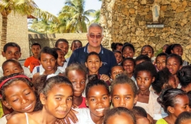 Madagascar - The missionary wish of Fr Maurizio Rossi