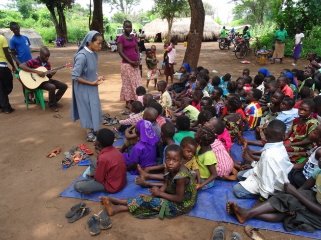 South Sudan - Celebrating mercy in a time of war