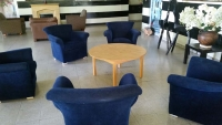 El Salvador - New furniture to improve life and learning of Don Bosco University students