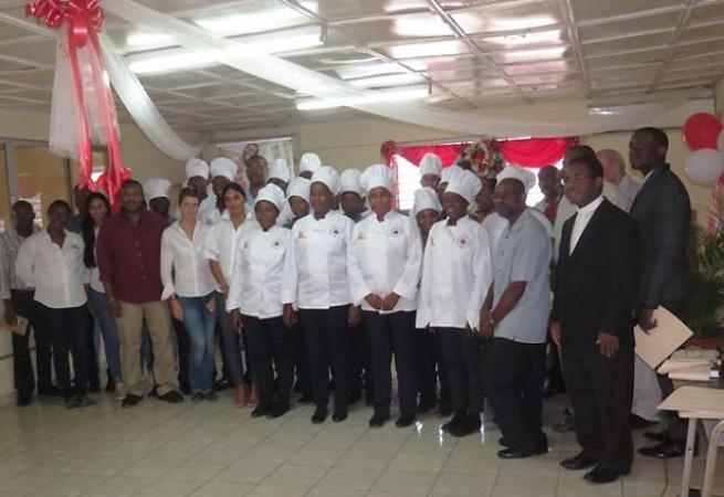 Haiti – Quality training for future bakers