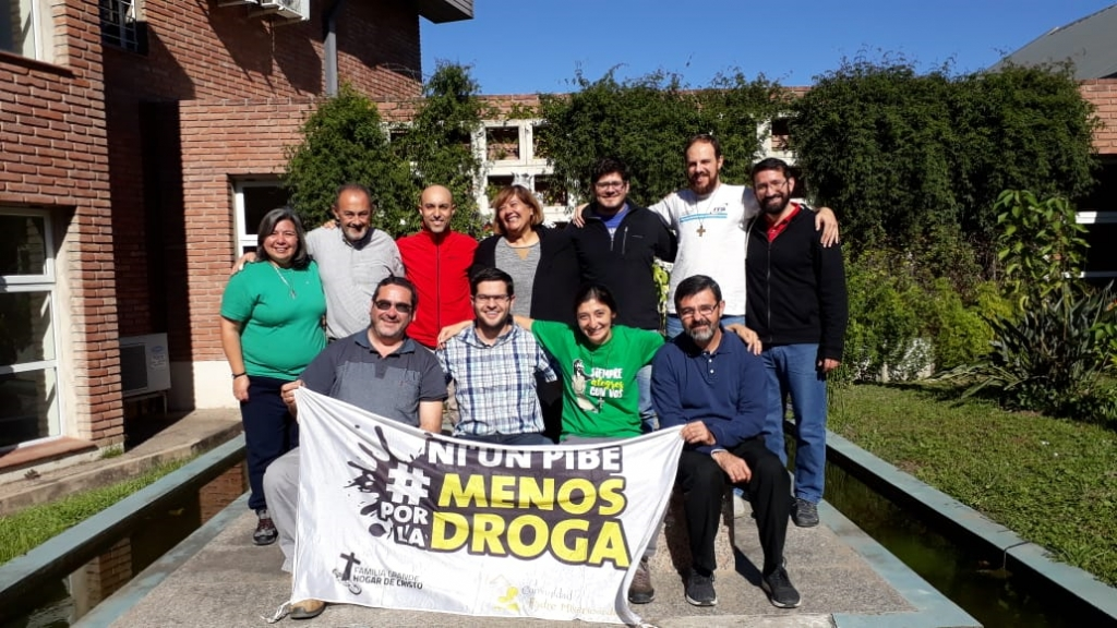Argentina - Meeting of Salesian National Team on Addictions