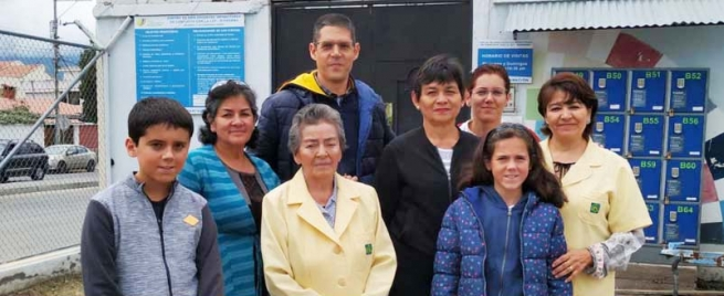 "Ecuador - Volunteering in the family: ""It's possible to help as a family"""