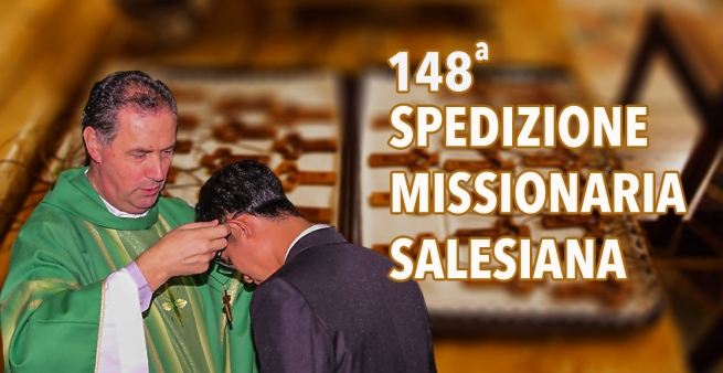 Italy - 148th Missionary Salesian Expedition