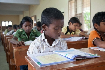India - The mission of the Salesians in Garigaon: a better school for vulnerable children