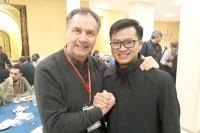 """Vietnam – """"Esperamos que los Salesianos sean nuestros guías espirituales"""". John Nguyen """"observador"""" durante el Capítulo General 28"""