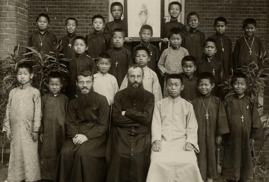 Chine – Saint Calixte Caravario, premier martyr salésien, avec les nouveaux chrétiens de Shanghai