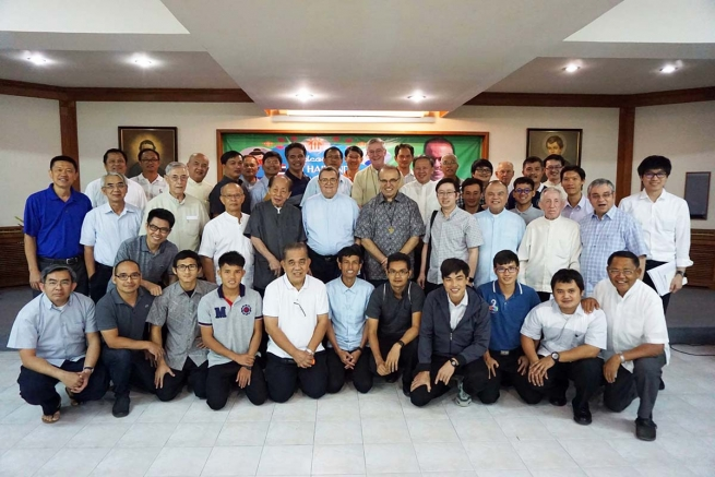 Thailand – Conclusion of Extraordinary Visitation to Thailand, Cambodia, Laos province