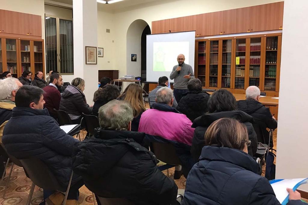 Italia - Corso di Alta Formazione in Teoria e Tecnica della Comunicazione Sociale