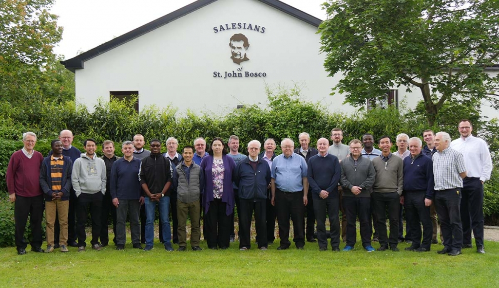 Ireland - Chapter of Salesian Province of Ireland
