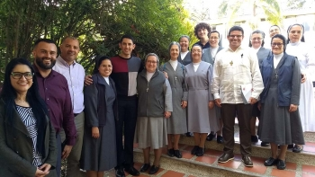 Colombia - The Salesian Family reunited to foster peace
